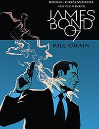 James Bond: Kill Chain Comic