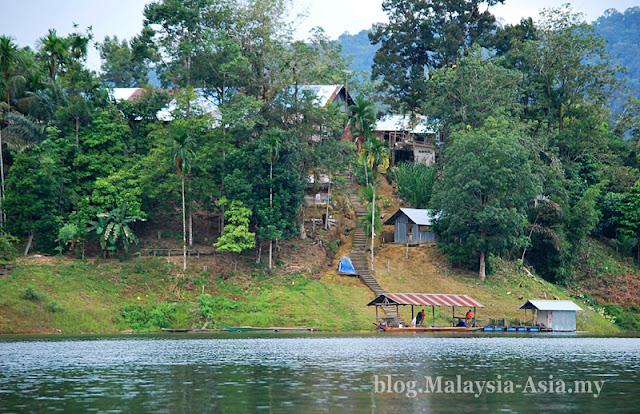 Batang Ai Delok Longhouse