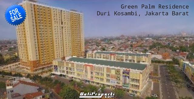 tower apartemen green palm duri kosambi cengkareng