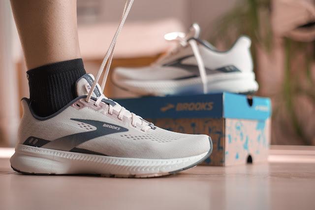 course à pied chaussures