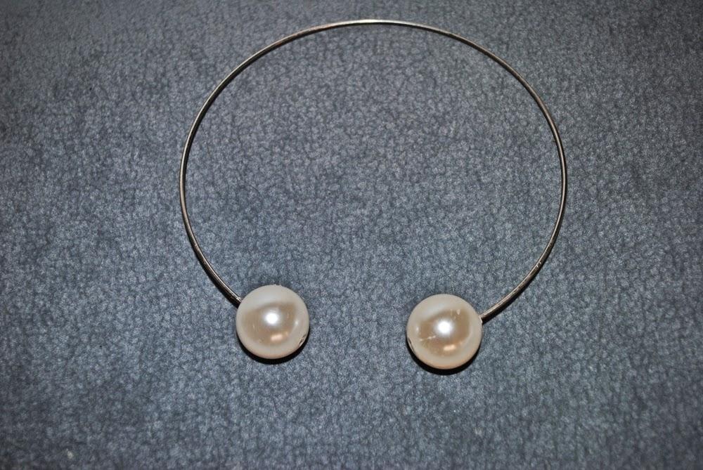 DIY collar rígido inspirado en Chanel