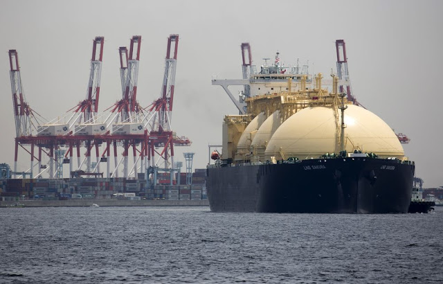 Gone Are the Days of Easy Money in Global Natural Gas Trades - Bloomberg