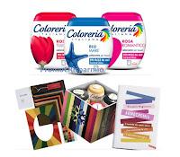 Concorso Coloreria Italiana : vinci gratis box di prodotti, libri o sedute Armocromia