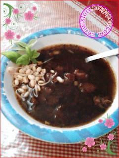 Rawon Jawa Timur alternatif makanan pendamping nasi