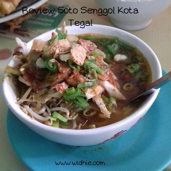 Review Soto Senggol Kota Tegal
