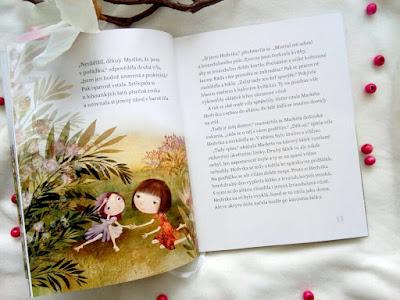 Taje olivové háje (Daniela Krolupperová, ilustrace Eva Chupíková, nakladatelství Portál), pohádkový příběh, ukázka