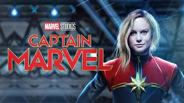 Hari Ini Captain Marvel Tayang Perdana Di Indonesia