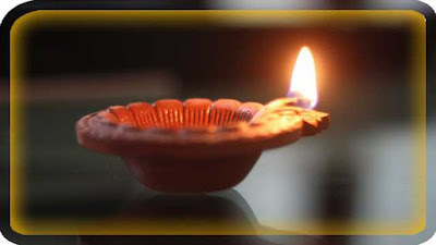 This image has a tradition indian diya used during diwlai and it is used to for diwali marathi essay