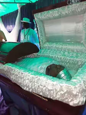 Image result for henrietta kosoko cause of death and burial
