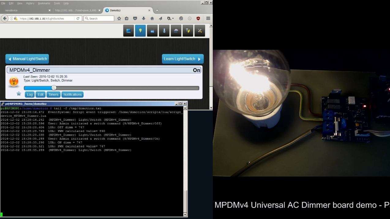 ESP8266 Projects: 2016