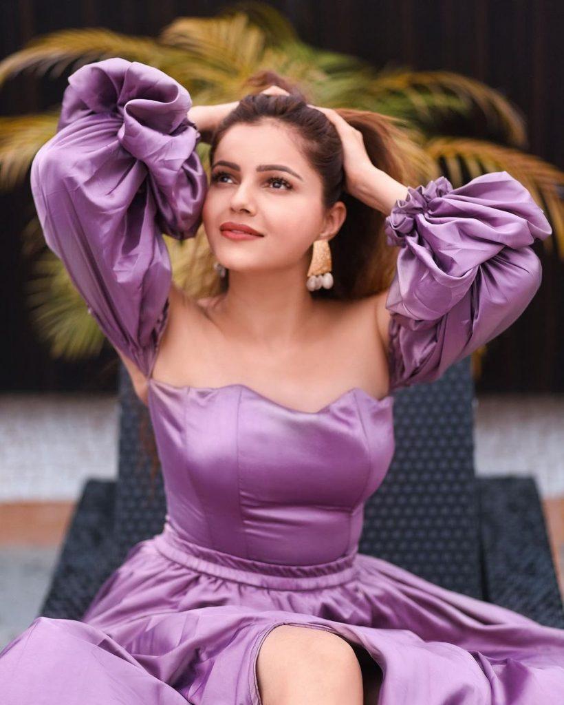 Actress Pics: Rubina Dilaik Mind-Blowing Latest Photos