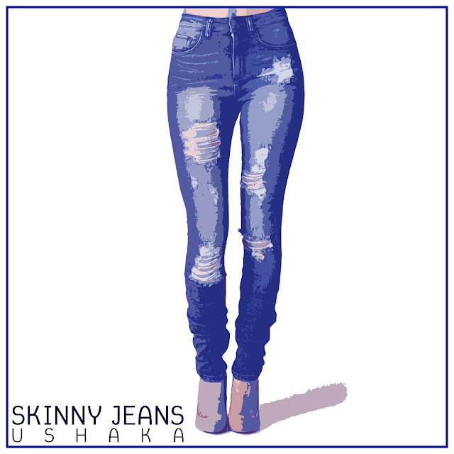 "New Song by Ushaka ""Skinny Jeans"""