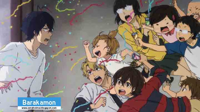 Barakamon BD Batch Subtitle Indonesia 1 – 12(END)