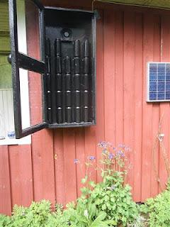 luft luft wärmetauscher selber bauen