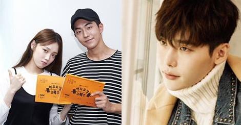 Phim Lee Jong Suk sẽ xuất hiện trong phim mới của Lee Sung Kyung-2016