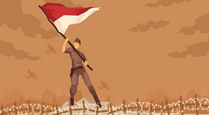 Kumpulan Gambar Ucapan Kemerdekaan Ri 17 Agustus 20192020 Novelrw