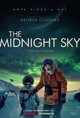 The Midnight Sky 2020 Dual Audio Hindi 720p WEB-DL MSubs Download