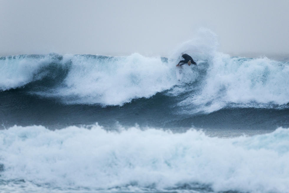 40 Nat Young Rip Curl Pro Bells Beach Foto WSL Ed Sloane