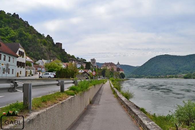 Dürnstein - klasztor, ruiny i Ryszard Lwie Serce
