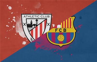 برشلونة وأتلتيك بلباو