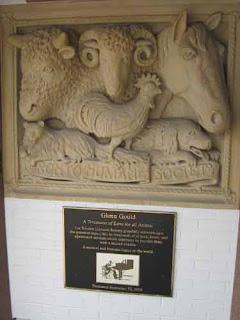 Glenn Gould Dedication Toronto Humane Society