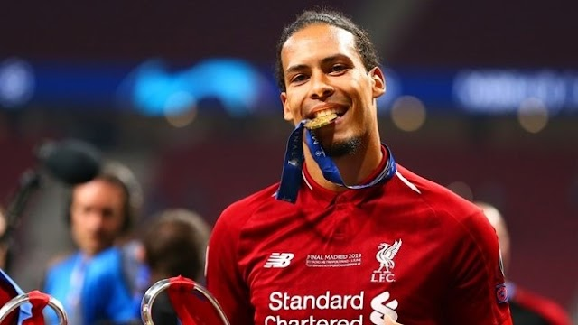 Van Dijk Mendapatkan Dukungan Banyak Pemain Terbaik Untuk Menjadi Calon Terkuat Ballon d'Or  2019