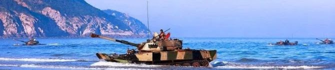 Chinese Military Holds Amphibious Landing Drill Close To Taiwan After U.S. Senators Visit