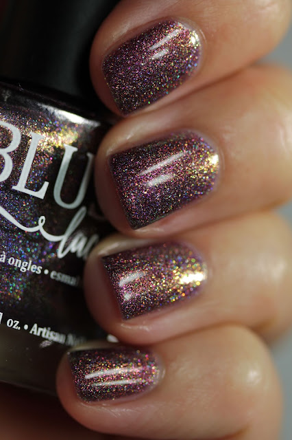 BLUSH Lacquers Starry Night swatch by Streets Ahead Style
