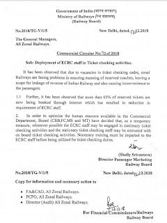 deployment-of-ecrc-staff-in-ticket-checking-activities-railways