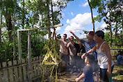 """""""Ngumpan Kampong"""" Tradisi Tahunan Ucap Syukur Panen Padi di Dusun Beginjan"""