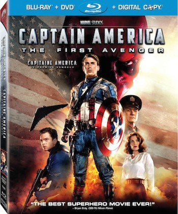 Captain America 2011 480p 350MB