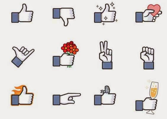 Emoji, Sticker Emoticon. Fb.