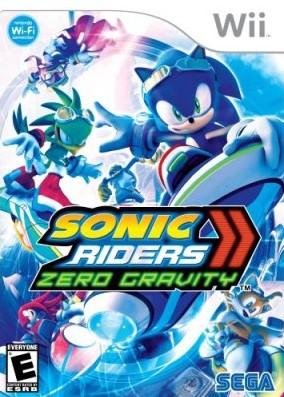 Sonic Riders Zero Gravity %255BEnglish%255D - Sonic Riders Zero Gravity Wii
