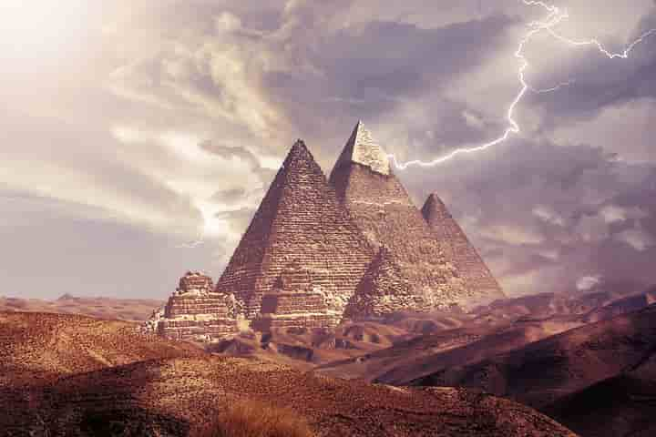 The best article on the secrets of the pyramids