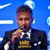 """Em coletiva, Neymar é apresentado no PSG: """"Foi onde meu coração pediu para ir"""""""