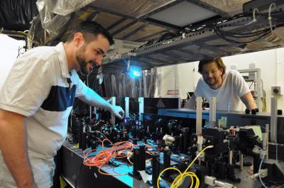 Physicists Take Quantum Leap Toward Ultra-Precise Measurement