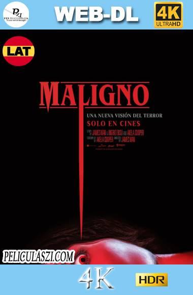 Malignant (2021) Ultra HD WEB-DL 4K HDR Dual-Latino VIP