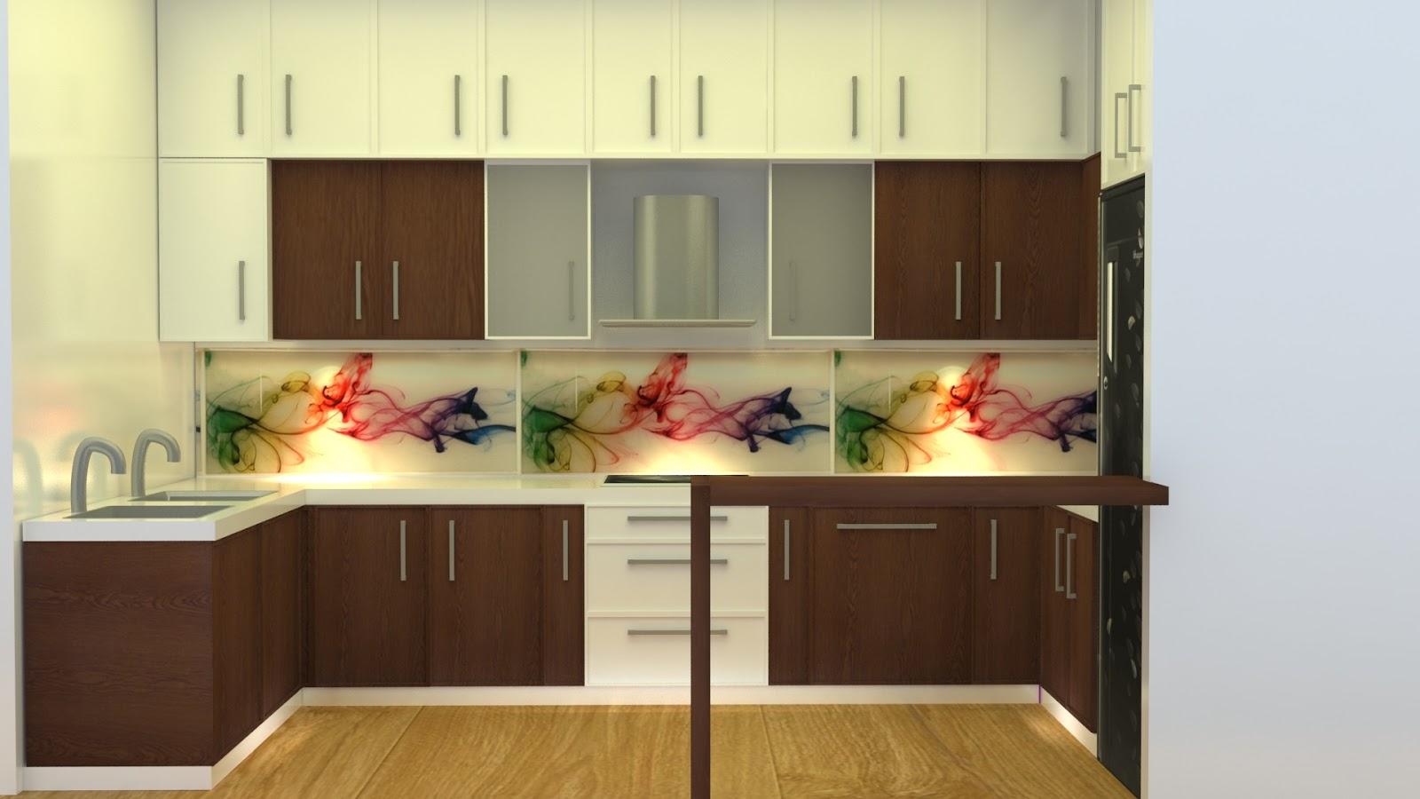 Book My Interior Modern Kitchen
