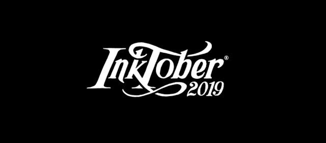 ARTWORK INKTOBER 2019: Day 11 - 20