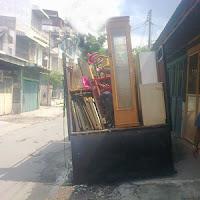 Sewa Truk di Medan angkut barang.