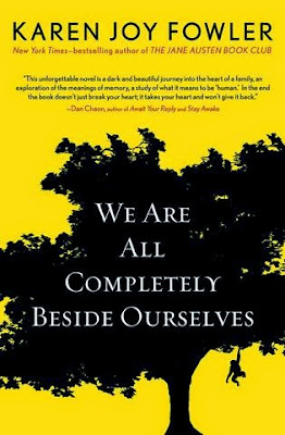 We Are All Completely Beside Ourselves - book cover