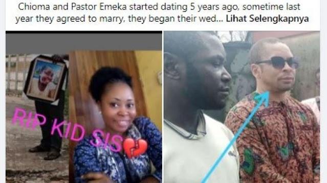 Pendeta Ini Dipaksa Nikahi Mayat Pacarnya yang Tewas karena Ia Suruh Ab0rsi