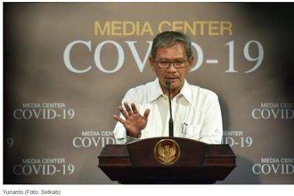 Penjelasan Pemerintah Soal Penanganan Corona COVID-19