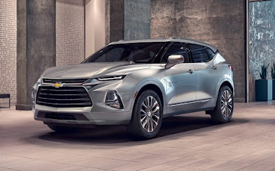 Chevrolet Blazer 2019 Review, Specs, Price