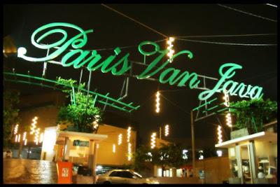 Wisata Malam Paris Van Java Bandung