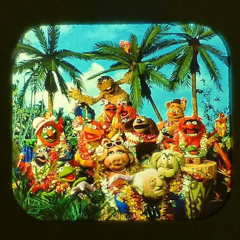 lance cardinal creations   u0026quot muppets u0026quot  vintage view