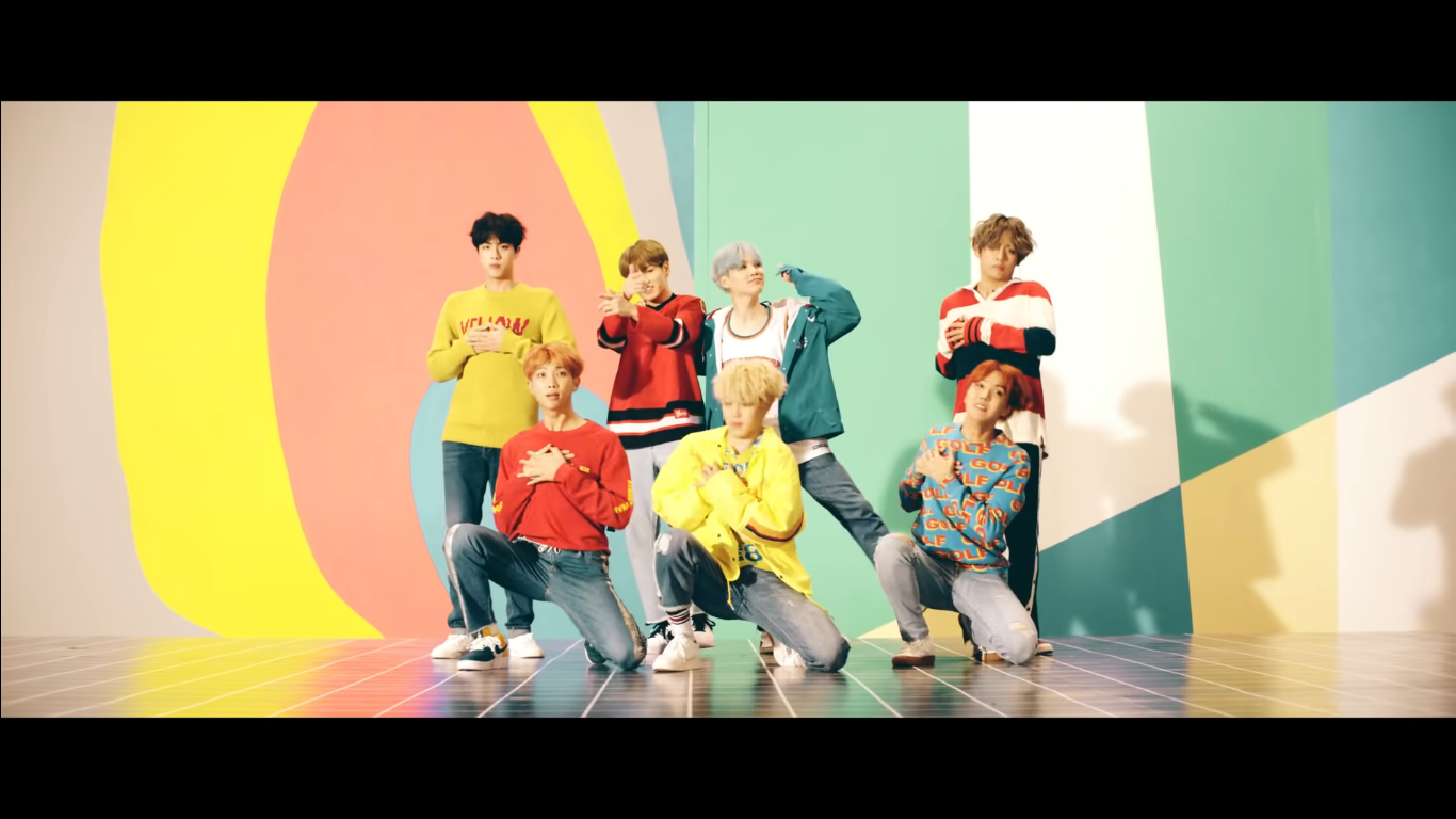 BTS 'DNA' Becomes First K-Pop Boy Group MV to Reach 950 Million Views on Youtube