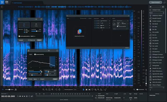 Interface iZotope - RX 8 Advanced v8.1