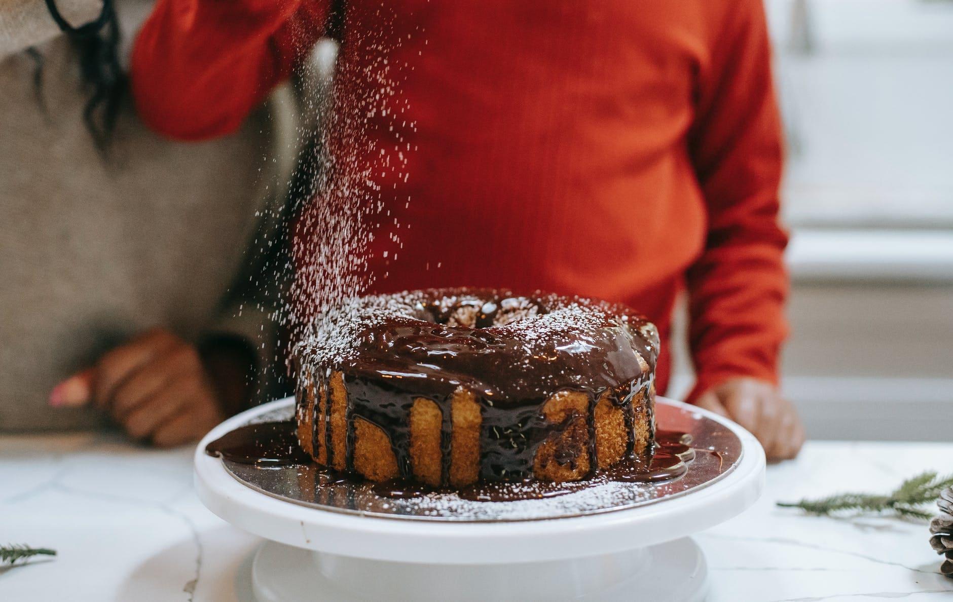 How Black Forest cake works