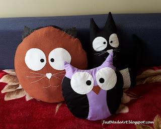 poduszki DIY